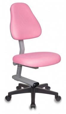 Кресло детское Бюрократ KD-8 / TW-13A розовый