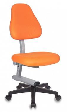 Кресло детское Бюрократ KD-8 / TW-96-1 оранжевый