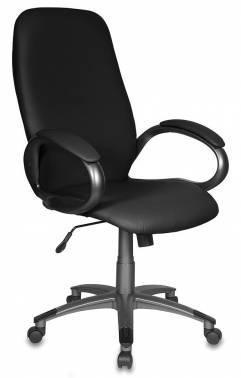 Кресло руководителя Бюрократ T-700DG / OR-16 черный