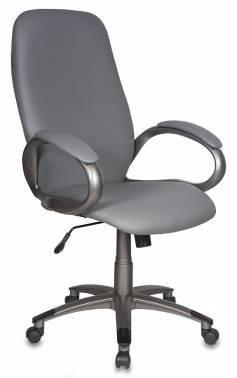 Кресло руководителя Бюрократ T-700DG / OR-17 серый