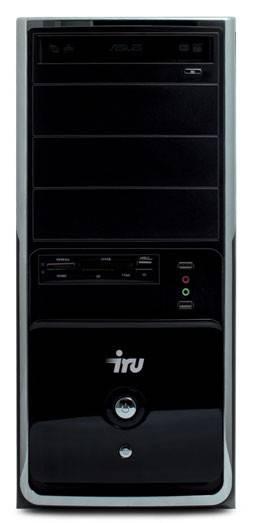 Системный блок IRU Corp 320 черный - фото 2