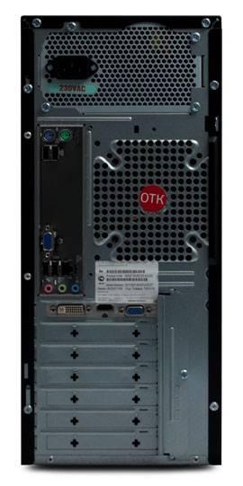Системный блок IRU Corp 320 черный - фото 3