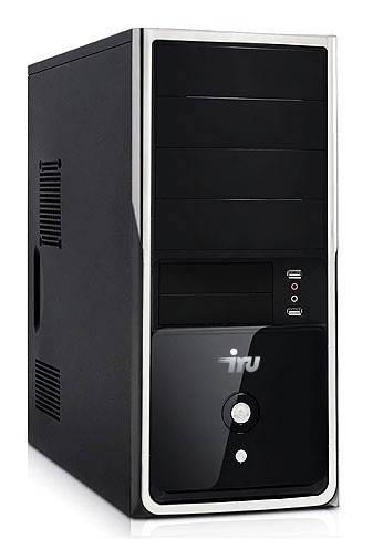 Системный блок IRU Corp 320 черный - фото 4