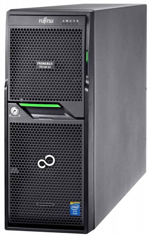 Сервер Fujitsu PRIMERGY TX140 S2 - фото 1