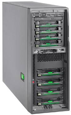 Сервер Fujitsu PRIMERGY TX200S7 - фото 5
