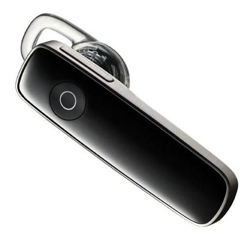 Наушники с микрофоном Plantronics M155 черный - фото 1