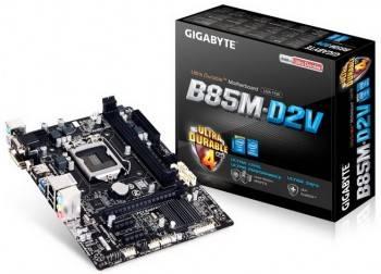 Материнская плата Soc-1150 Gigabyte GA-B85M-D2V mATX