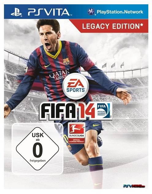 Игра для PS Vita Sony FIFA 14 - фото 1