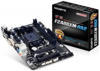 Материнская плата Soc-FM2+ Gigabyte GA-F2A88XM-DS2 mATX