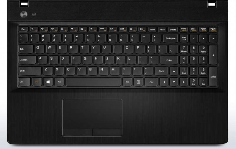 """Ноутбук 15.6"""" Lenovo IdeaPad G510 черный - фото 11"""