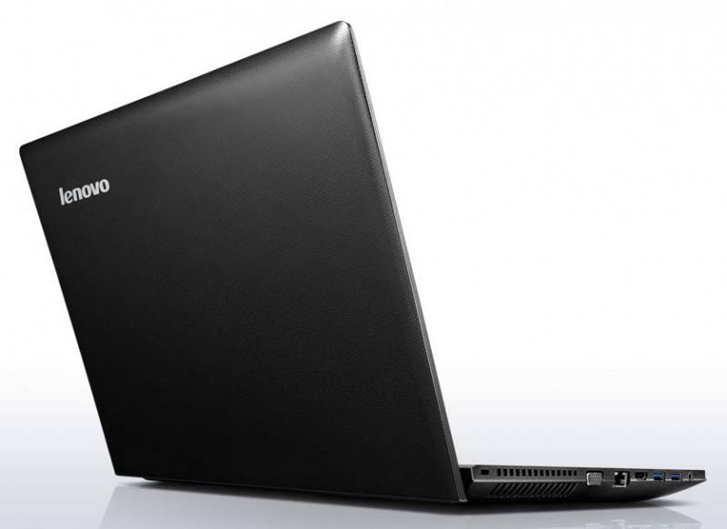 """Ноутбук 15.6"""" Lenovo IdeaPad G510 черный - фото 3"""