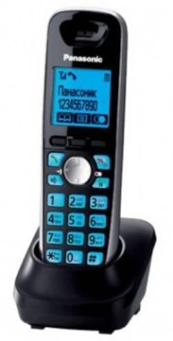 Дополнительная трубка Panasonic KX-TGA681RUB черный - фото 1