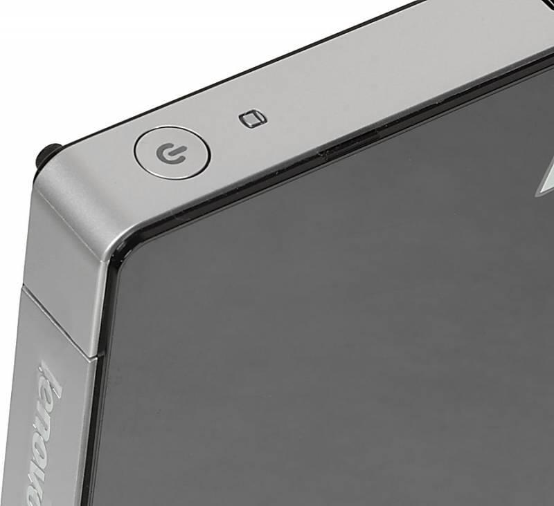 Неттоп Lenovo IdeaCentre Q190 черный/серебристый - фото 7