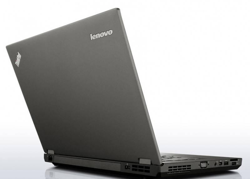 "Ноутбук 14"" Lenovo ThinkPad T440P черный - фото 2"