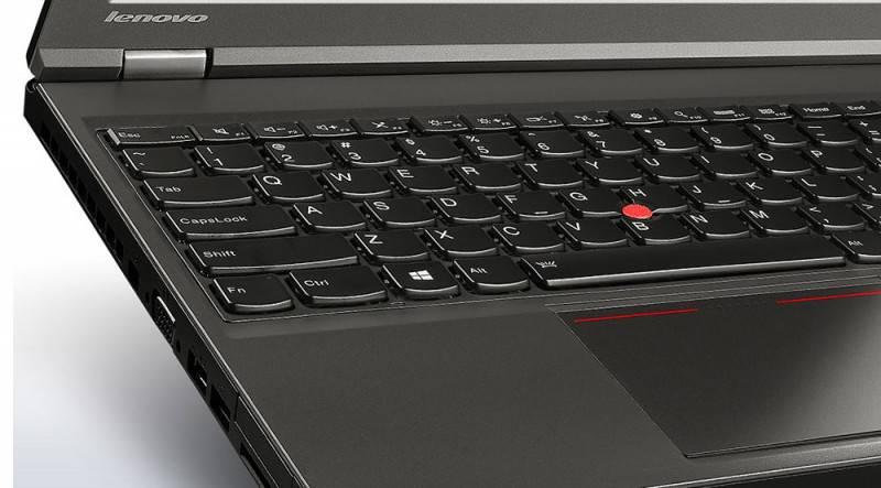 "Ноутбук 15.6"" Lenovo ThinkPad T540p черный - фото 9"