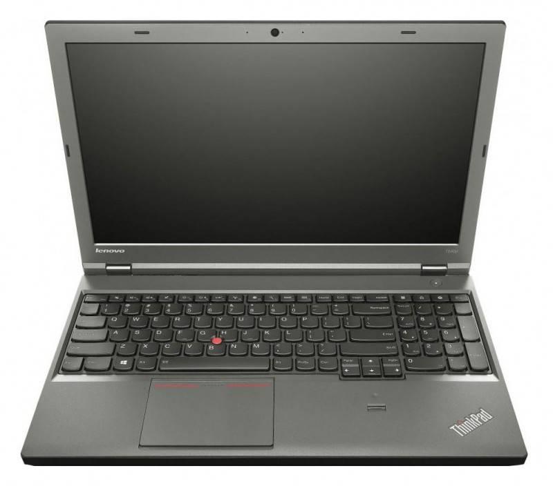 "Ноутбук 15.6"" Lenovo ThinkPad T540p черный - фото 1"