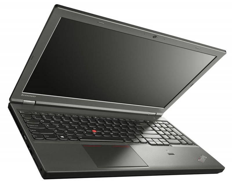 "Ноутбук 15.6"" Lenovo ThinkPad T540p черный - фото 2"