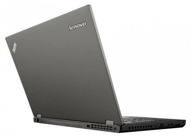 "Ноутбук 15.6"" Lenovo ThinkPad T540p черный - фото 4"
