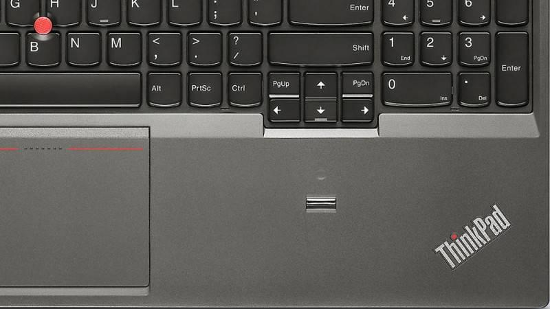 "Ноутбук 15.6"" Lenovo ThinkPad T540p черный - фото 10"