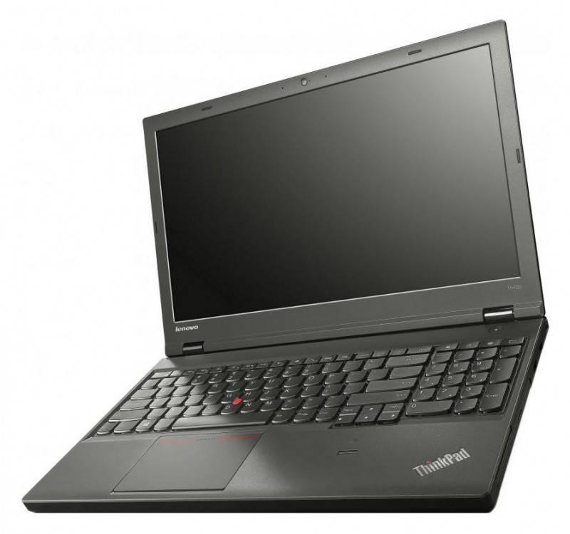"Ноутбук 15.6"" Lenovo ThinkPad T540p черный - фото 3"