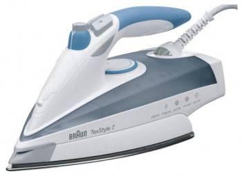 Утюг Braun TexStyle7 TS765A белый (0X12711024)