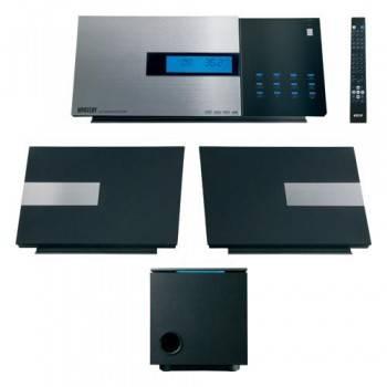 Микросистема Mystery MMK-820U черный