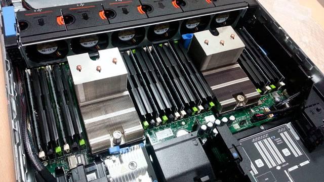Сервер Dell PowerEdge R620 - фото 10