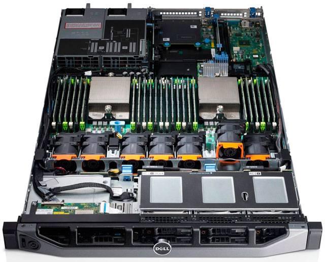 Сервер Dell PowerEdge R620 - фото 5