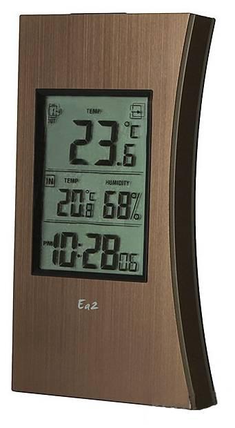 Термометр EA2 ED602 коричневый - фото 1
