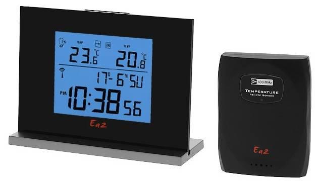 Термометр EA2 EN201 черный - фото 1
