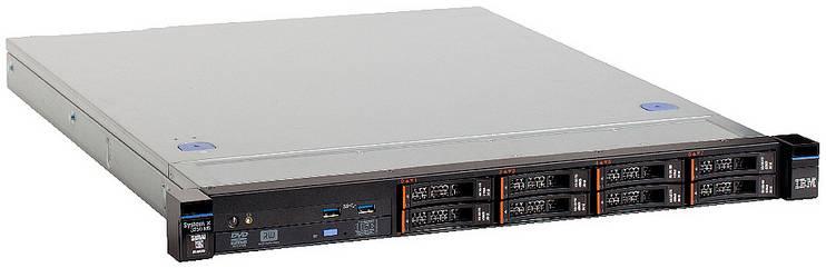 Сервер Lenovo System X x3250 M5 - фото 3