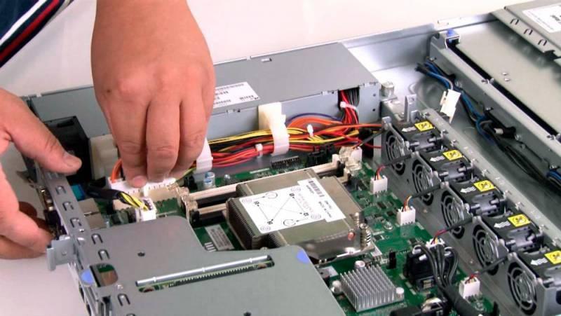 Сервер IBM System x3250 M5 - фото 7