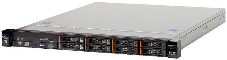Сервер IBM System x3250 M5 - фото 1