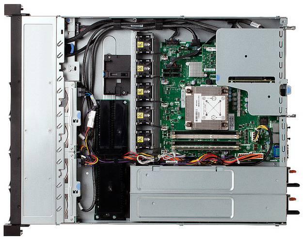 Сервер IBM System x3250 M5 - фото 4