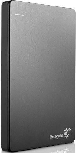 Внешний жесткий диск 2Tb Seagate Backup Plus Slim STDR2000201 серебристый USB 3.0 - фото 1