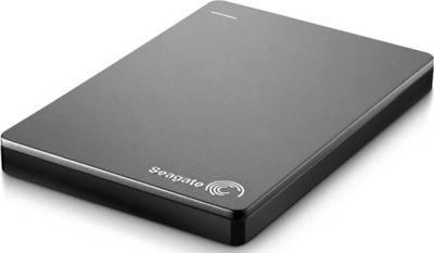 Внешний жесткий диск 2Tb Seagate Backup Plus Slim STDR2000201 серебристый USB 3.0 - фото 2