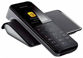 Телефон Panasonic KX-PRW120RUW черный