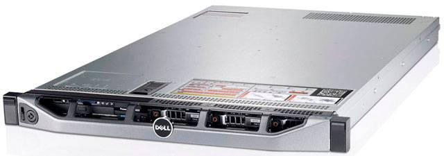 Сервер Dell PowerEdge R620 - фото 1