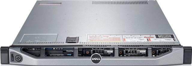 Сервер Dell PowerEdge R620 - фото 2