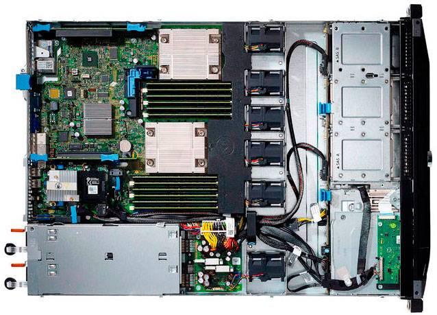 Сервер Dell PowerEdge R620 - фото 4