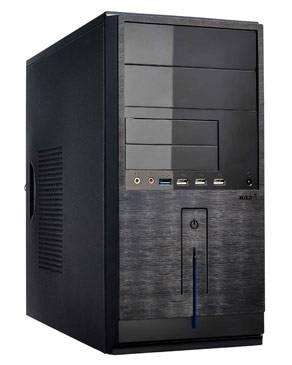 Корпус mATX LinkWorld 7271-25 черный - фото 1