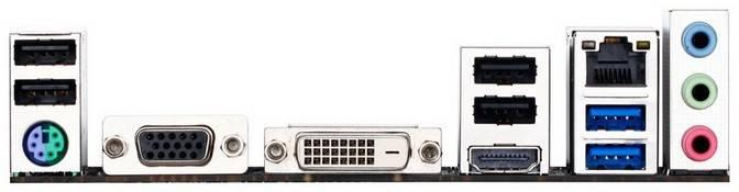 Материнская плата Soc-FM2 Gigabyte GA-F2A88XM-HD3 mATX - фото 4
