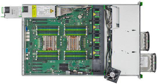 Сервер Fujitsu PRIMERGY RX300 S8 - фото 6