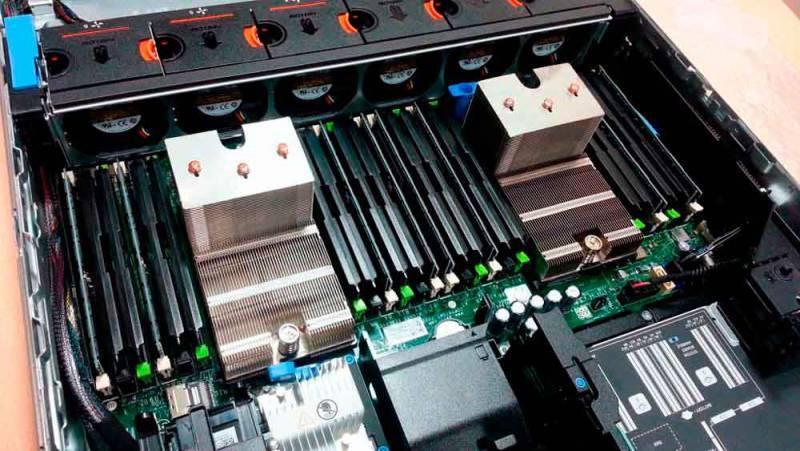 Сервер Dell PowerEdge R720 - фото 7