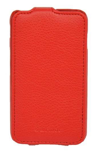 Чехол Armor-X flip full, для LG Optimus L7 II Dual, красный - фото 1