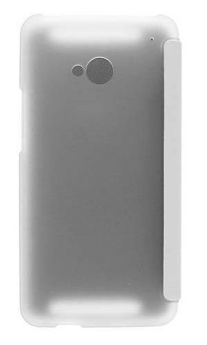 Чехол (флип-кейс) HTC HC V844 белый - фото 3