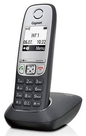 Телефон Gigaset A415 черный - фото 1