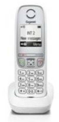 Телефон Gigaset A415 белый (A415 WHITE) - фото 1