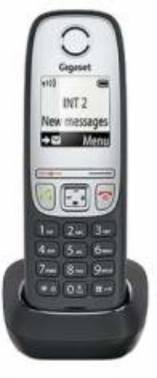 Телефон Gigaset A415A черный