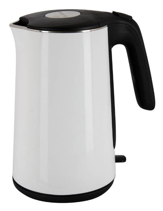 Чайник электрический Polaris PWK 1515CWr белый - фото 1